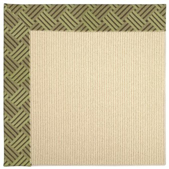 "Capel Rugs Creative Concepts Beach Sisal - Dream Weaver Marsh (211) Runner 2' 6"" x 8' Area Rug"