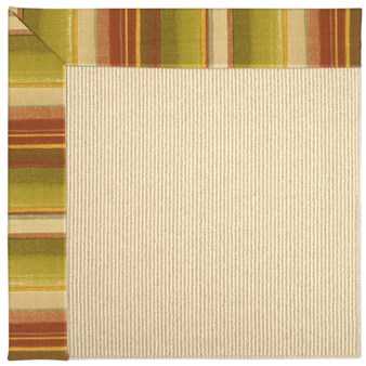 Capel Rugs Creative Concepts Beach Sisal - Kalani Samba (224) Rectangle 8' x 8' Area Rug