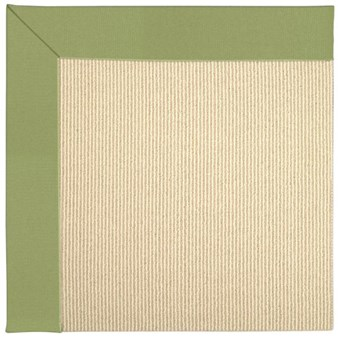 Capel Rugs Creative Concepts Beach Sisal - Canya Citron (213) Rectangle 12' x 15' Area Rug