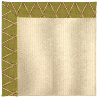 Capel Rugs Creative Concepts Beach Sisal - Bamboo Tea Leaf (236) Rectangle 12' x 15' Area Rug