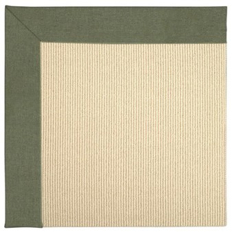 Capel Rugs Creative Concepts Beach Sisal - Canvas Fern (274) Rectangle 12' x 15' Area Rug