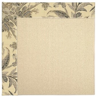 Capel Rugs Creative Concepts Beach Sisal - Cayo Vista Graphic (315) Rectangle 12' x 15' Area Rug