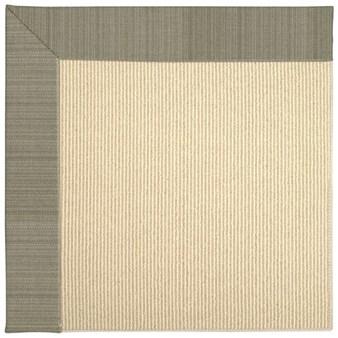 Capel Rugs Creative Concepts Beach Sisal - Vierra Graphite (320) Rectangle 12' x 15' Area Rug