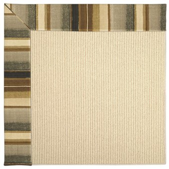 Capel Rugs Creative Concepts Beach Sisal - Kalani Coal (330) Rectangle 12' x 15' Area Rug