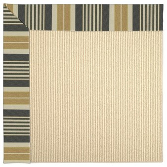 Capel Rugs Creative Concepts Beach Sisal - Long Hill Ebony (340) Rectangle 12' x 15' Area Rug