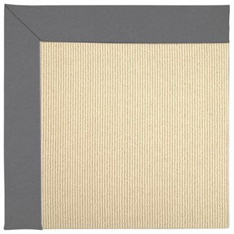 Capel Rugs Creative Concepts Beach Sisal - Canvas Charcoal (355) Rectangle 12' x 15' Area Rug