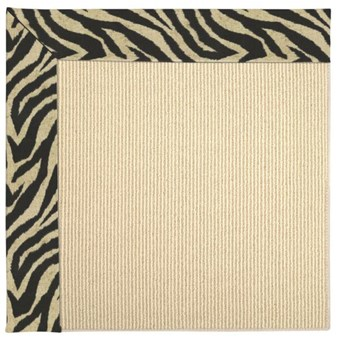 Capel Rugs Creative Concepts Beach Sisal - Wild Thing Onyx (396) Rectangle 12' x 15' Area Rug