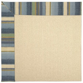Capel Rugs Creative Concepts Beach Sisal - Kalani Ocean (417) Rectangle 12' x 15' Area Rug