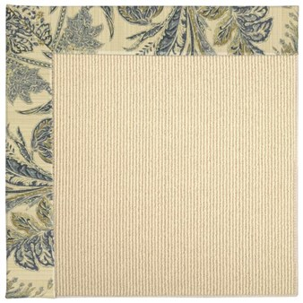 Capel Rugs Creative Concepts Beach Sisal - Cayo Vista Ocean (425) Rectangle 12' x 15' Area Rug
