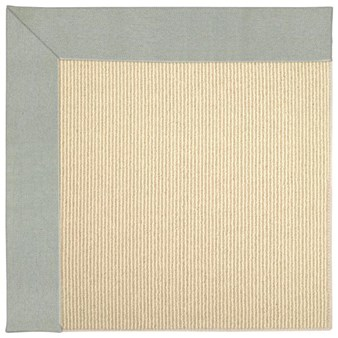 Capel Rugs Creative Concepts Beach Sisal - Canvas Spa Blue (427) Rectangle 12' x 15' Area Rug