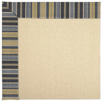 Capel Rugs Creative Concepts Beach Sisal - Vera Cruz Ocean (445) Rectangle 12' x 15' Area Rug