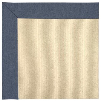 Capel Rugs Creative Concepts Beach Sisal - Heritage Denim (447) Rectangle 12' x 15' Area Rug