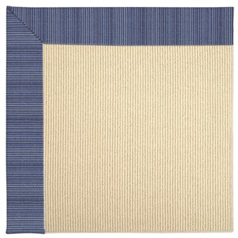 Capel Rugs Creative Concepts Beach Sisal - Vierra Navy (455) Rectangle 12' x 15' Area Rug