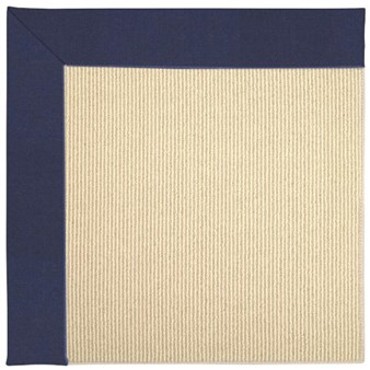 Capel Rugs Creative Concepts Beach Sisal - Canvas Royal Navy (467) Rectangle 12' x 15' Area Rug
