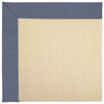Capel Rugs Creative Concepts Beach Sisal - Canvas Sapphire Blue (487) Rectangle 12' x 15' Area Rug