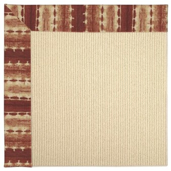 Capel Rugs Creative Concepts Beach Sisal - Java Journey Henna (580) Rectangle 12' x 15' Area Rug