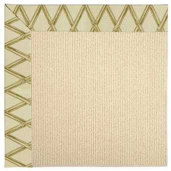 Capel Rugs Creative Concepts Beach Sisal - Bamboo Rattan (706) Rectangle 12' x 15' Area Rug