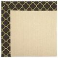 Capel Rugs Creative Concepts Beach Sisal - Canvas Antique Beige (717) Rectangle 12