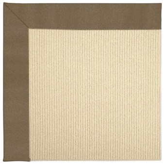 Capel Rugs Creative Concepts Beach Sisal - Canvas Cocoa (747) Rectangle 12' x 15' Area Rug