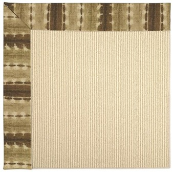 Capel Rugs Creative Concepts Beach Sisal - Java Journey Chestnut (750) Rectangle 12' x 15' Area Rug