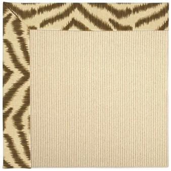 Capel Rugs Creative Concepts Beach Sisal - Couture King Chestnut (756) Rectangle 12' x 15' Area Rug