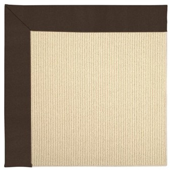 Capel Rugs Creative Concepts Beach Sisal - Canvas Bay Brown (787) Rectangle 12' x 15' Area Rug