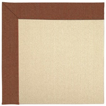 Capel Rugs Creative Concepts Beach Sisal - Linen Chili (845) Rectangle 12' x 15' Area Rug