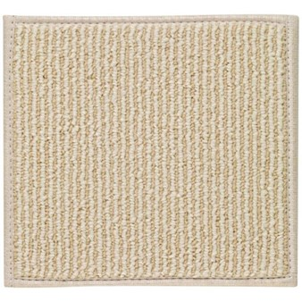 "Capel Rugs Creative Concepts Beach Sisal - Rectangle 4'0"" x 6'0"" Area Rug"
