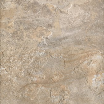 Signature Altiva Mesa Stone:  Terracotta Clay Luxury Vinyl Tile D4114