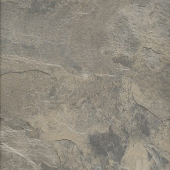 Signature Altiva Mesa Stone:  Gray Brown Luxury Vinyl Tile D4107