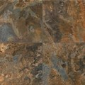 Signature Altiva Allegheny Slate: Copper Mountain Luxury Vinyl Tile D6332