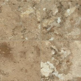 Signature Altiva Athenian Travertine: Provincial Bisque Luxury Vinyl Tile D2342