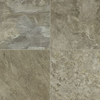 Signature Altiva Reserve Moselle Valley: Verde Slate Luxury Vinyl Tile D4323