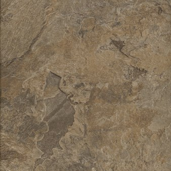 Signature Altiva Mesa Stone:  Chocolate Luxury Vinyl Tile D2109