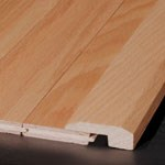 "Bruce Natural Reflections Oak: Threshold Mellow - 78"" Long"