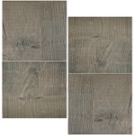 "Eleganza Tundra: Brown 5"" x 24"" Glazed Porcelain Tile M000109"