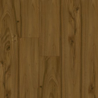 Signature Grand Avenue Laminate Flooring:  Heartwood Walnut 12mm L3055