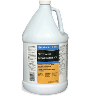 Armstrong S-392 Static Dissipative Tile Polish 1 Gallon