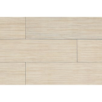 "Daltile Timber Glen Contemporary: Dune 6"" x 24"" Porcelain Tile P6206241P"