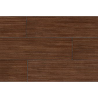"Daltile Timber Glen Contemporary: Cherry 6"" x 24"" Porcelain Tile P6226241P"