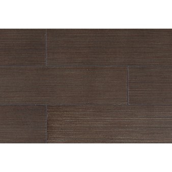 "Daltile Timber Glen Contemporary: Espresso 6"" x 24"" Porcelain Tile P6246241P"