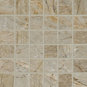 "Mannington Palisades: Weathered Ridge 2"" x 2"" Porcelain Mosaic Tile PL1MMM"