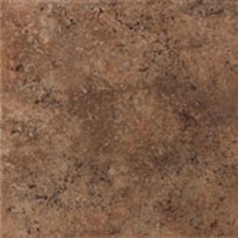 "American Olean Vallano: Dark Chocolate 6"" x 6"" Porcelain Tile"
