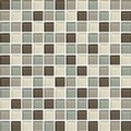 "Daltile Color Wave Glass Mosaic 1"" x 1"" : Sweet Escape CW2411MS1P"