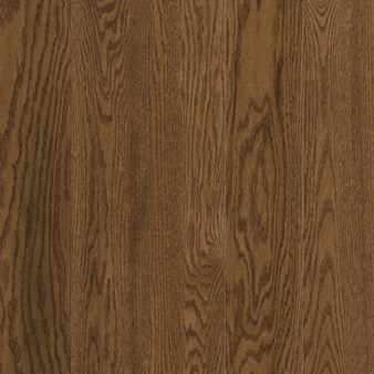 "Armstrong Prime Harvest Oak Solid Wide Plank: Forest Brown 3/4"" x 5"" Solid Oak Hardwood APK5417LG"