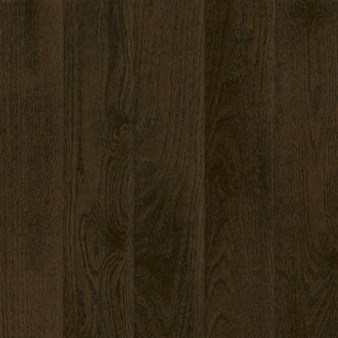 "Armstrong Prime Harvest Oak Solid Wide Plank: Blackened Brown 3/4"" x 5"" Solid Oak Hardwood APK5475LG"