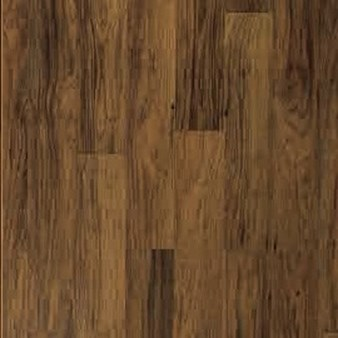 Quick-Step Home Sound Collection: Brownstone Hickory 2-Strip 7mm Laminate with Attached Pad SFS035