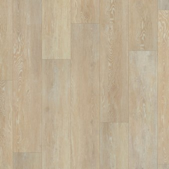 USFloors Coretec Plus: Ivory Coast Oak Engineered Luxury Vinyl Plank with Cork Comfort 50LVP705