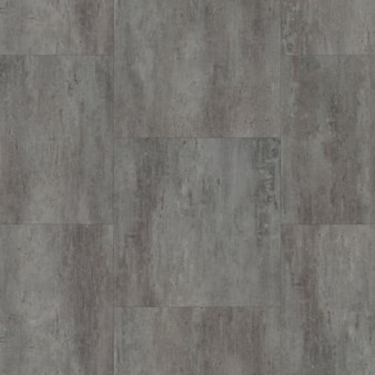 USFloors Coretec Plus: Weathered Concrete Engineered Luxury Vinyl Tile with Cork Comfort 50LVT1803