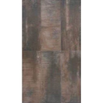 "Mohawk Treyburne: Antique Charcoal 6"" x 24"" Porcelain Tile 16365-TY07-624"